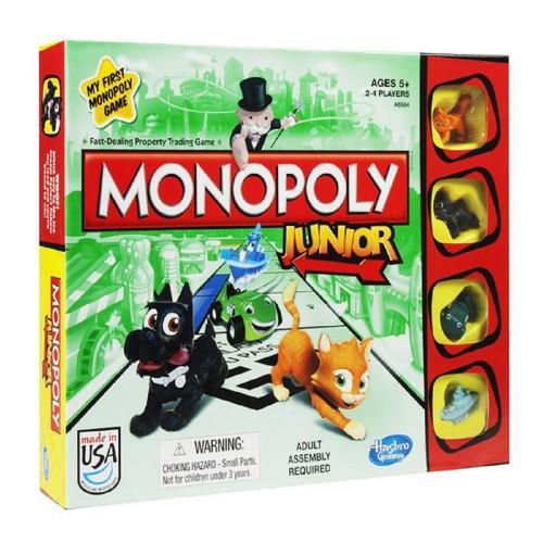 Monopoly A6984 JUnior