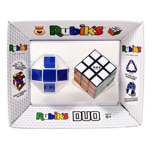 Başel Rubiks Duo-Retro