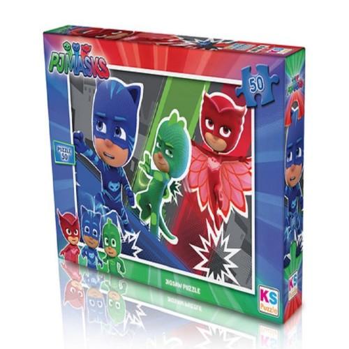 Onur Pjmask Puzzle 50 Li
