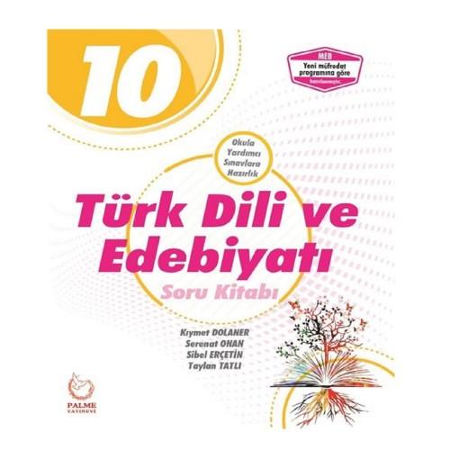 Palme 10.Sınıf Türk Dili Ve Edebiyatı Soru Bankası