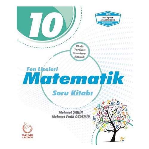 Palme 10.Sınıf Fen Liseleri Matematik Soru Bankası