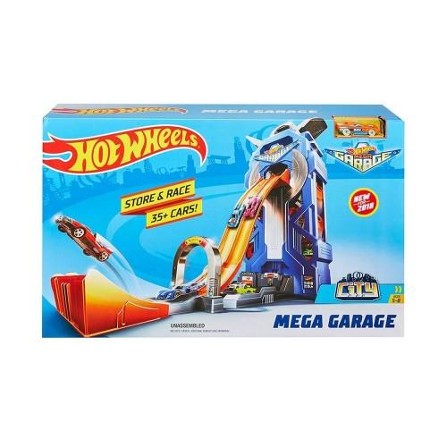 Hot Wheels Ftb-68 Ultumate Mega Garaj Kule