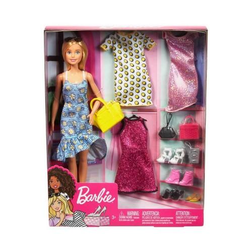 Mattel Gdj-40 Barbienin Kıyafet Kombinleri