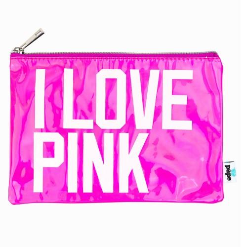 Agt Pape PM18072 I Love Pink Pembe Zarf Kalemkutu