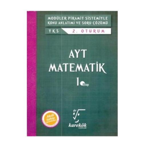 Karekök Ayt Matematik 2. Oturum 1. Kitap