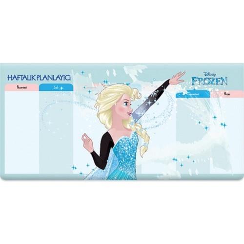 Keskin Color Frozen 12*26 Haftalık Planner Blok