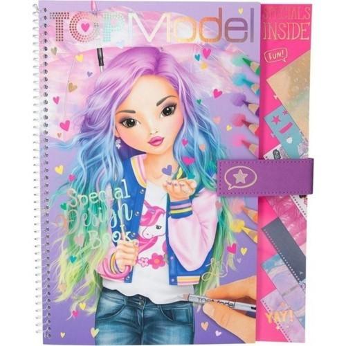 Top Model Special Design Book