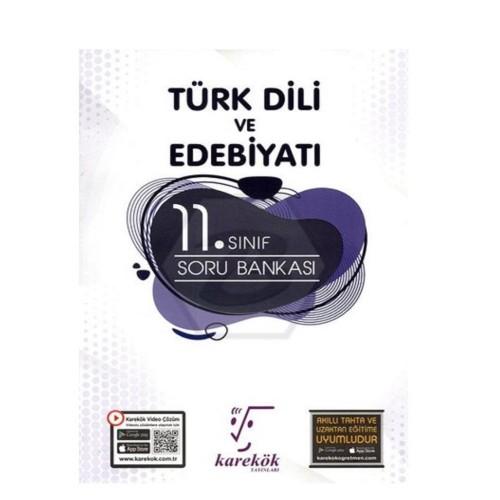 Karekök 11. Sınıf Türk Dili Edebiyatı Soru Bankası