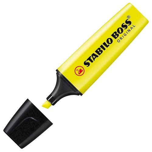 Stabilo 70/24 Boss Sarı