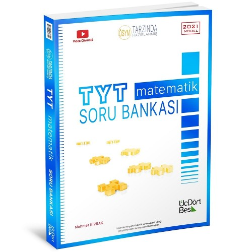 Üçdörtbeş Tyt Matematik Soru Bankası