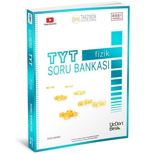 Üçdörtbeş Tyt Fizik Soru Bankası