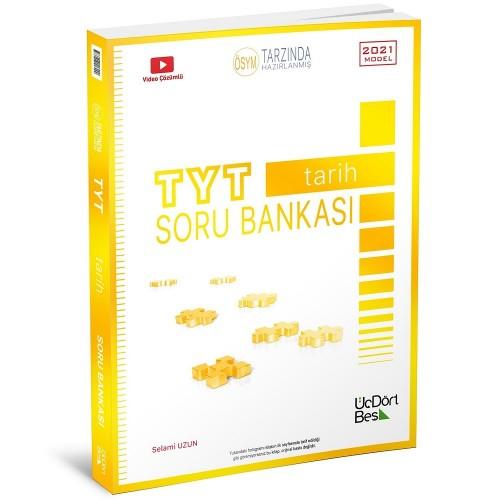 Üçdörtbeş Tyt Tarih Soru Bankası