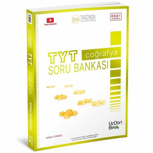 Üçdörtbeş Tyt Coğrafya Soru Bankası