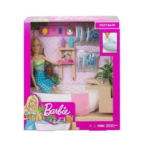 Mattel Gjn32 Barbie Spa Günü Oyun Seti