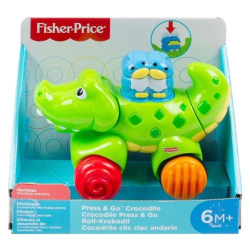 Fisher Price N8161 Bas-Git Araçlar
