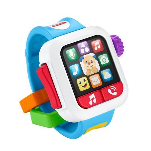 Fisher Price Gmm53 Akıllı Saat Türkçe-İngilizce