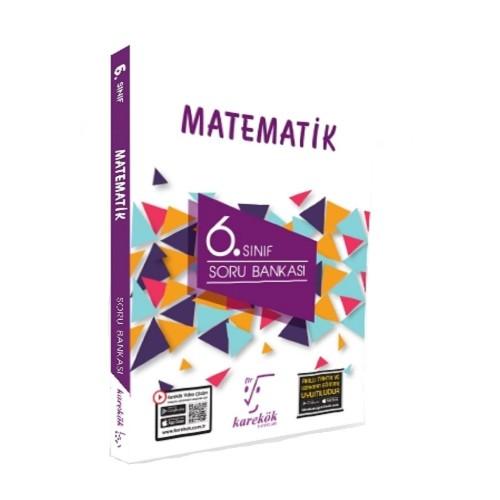 Karekök 6.Sınıf Matematik Soru Bankası