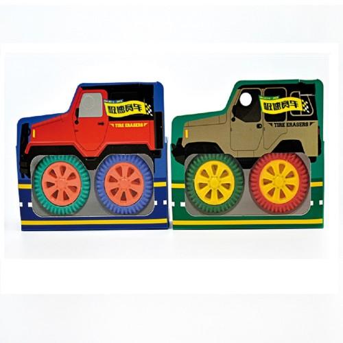 Taros 3961 Tekerlek Şekilli Silgi