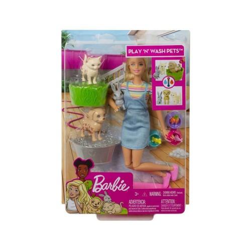 Mattel Fxh11 Barbie Ve Eğlencesi Banyo Eğlencesi