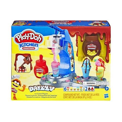 Hasbro E6688 Play-doh Renkli Dondurma Dükkanım