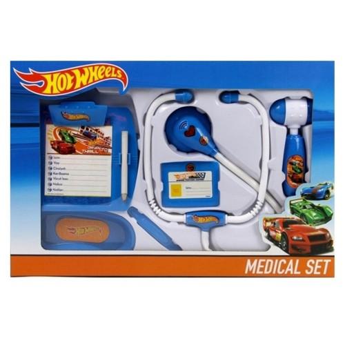 Hot Wheels 44123 Kutulu Doktor Seti 6 Parça