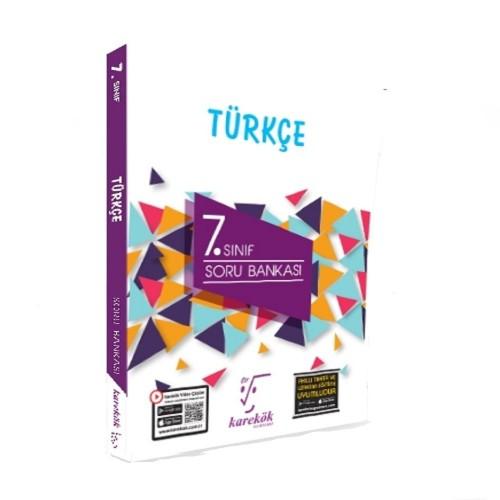Karekök 7.Sınıf Türkçe Soru Bankası