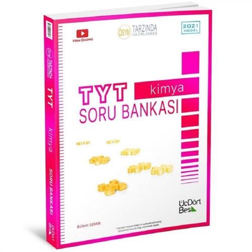 Üçdörtbeş Tyt Kimya Soru Bankası