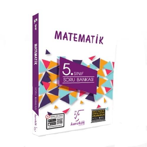 Karekök 5.Sınıf Matematik Soru Bankası