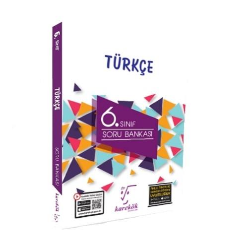 Karekök 6.Sınıf Türkçe Soru Bankası