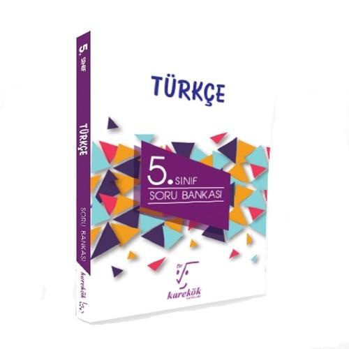 Karekök 5.Sınıf Türkçe Soru Bankası(Yeni)