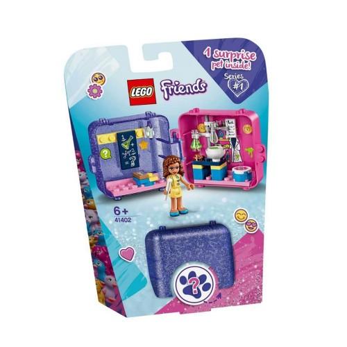 Adore Lego Lgf41402 Olivias Cubes