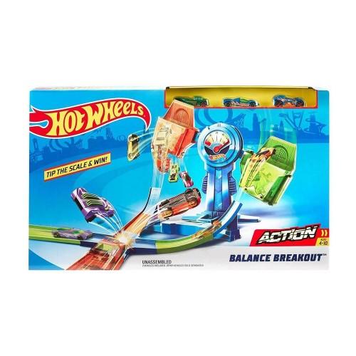 Hot Wheels Denge Yarışı Oyun Seti
