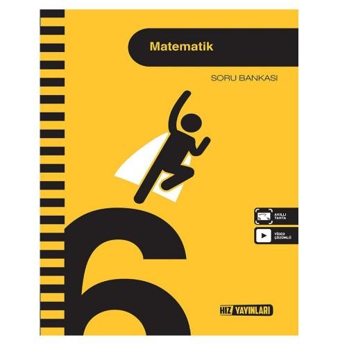 Hız 6.Sınıf Matematik Soru Bankası