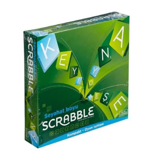 Matel Cjt14 Scrabble Travel Türkçe