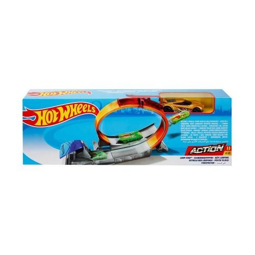 Hot Wheels Akrobasi Yarış Seti Pistin Yıldızı