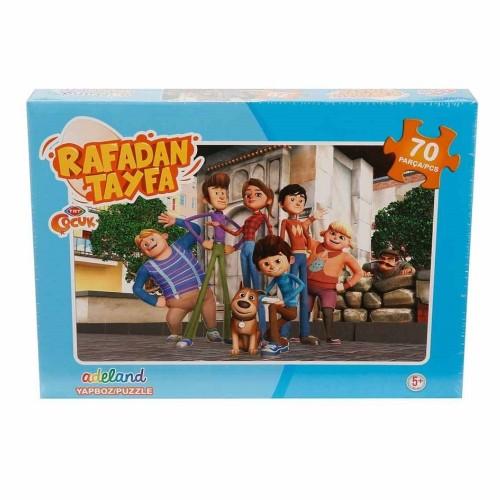 Rafadan Tayfa Puzzle 70 Li