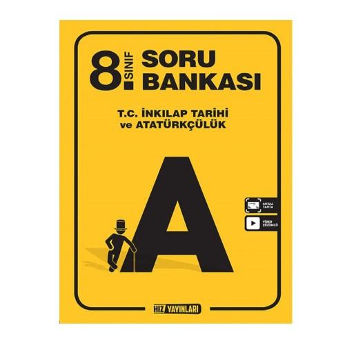 Hız 8.Sınıf İnkilap Tarihi Soru Bankası