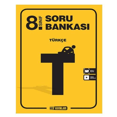 Hız 8.Sınıf Türkçe Soru Bankası