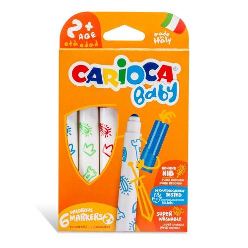 Carioca 42813 Jumbo Bebek Süper Keçeli Boya Kalemi