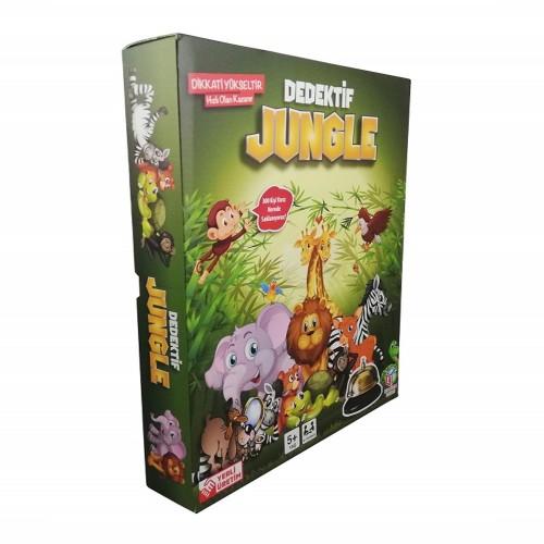 Hobi Dedektif Jungle