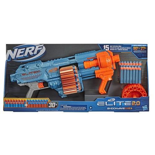 Hasbro E9527 Nerf Elite 2.0 Shockwave Rd-15