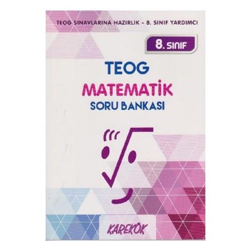 Karekök 8.Sınıf Matematik Soru Bankası