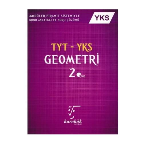Karekök Tyt-Yks Geometri 2. Kitap Konu Anlatımı