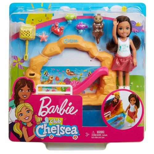 Mattel Fdb32 Barbie Chelsea Piknikte