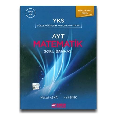 Esen Ayt Matematik Soru Bankası Mavi Seri
