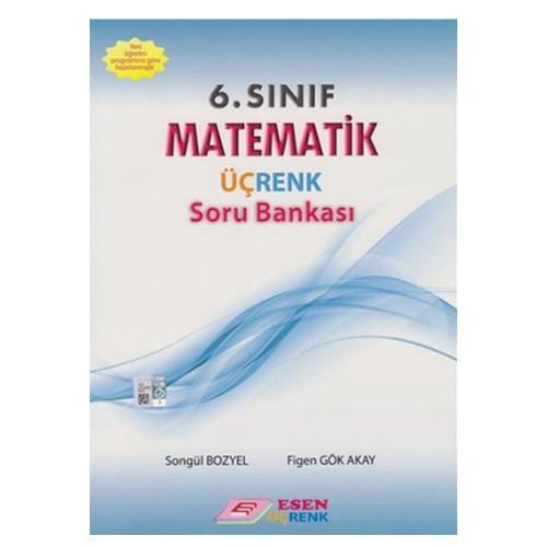 Esen Üçrenk 6.Sınıf Matematik Soru Bankası