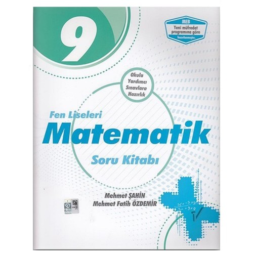 Palme 9.Sınıf Fen Liseleri Matematik Soru Bankası