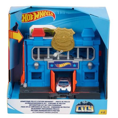 Mattel Frh-28 Şehir Otoparkı Oyun Seti