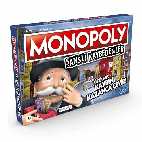 Monopoly Int-E9972 Şanslı Kaybedenler