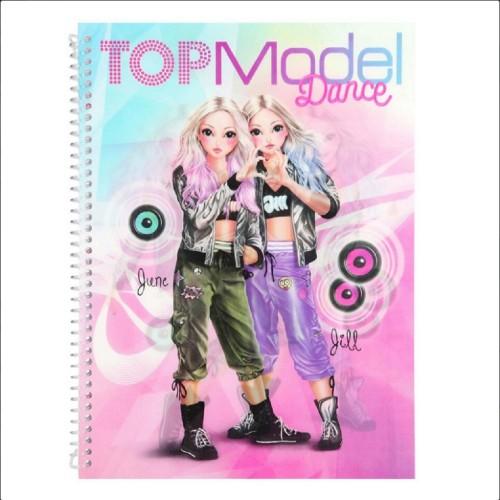 Agt Top Model Dance Aktivite Kitabı